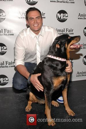 Cheyenne Jackson Wendy Diamond's 10th Annual Paws For Style at M2 Ultra Lounge  New York City, USA - 27.07.09