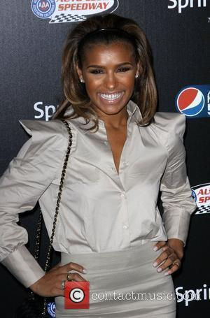 Melody Thornton Auto Club Speedway celebrates the Pepsi 500 at the Roosevelt Hotel Hollywood, California - 07.10.09