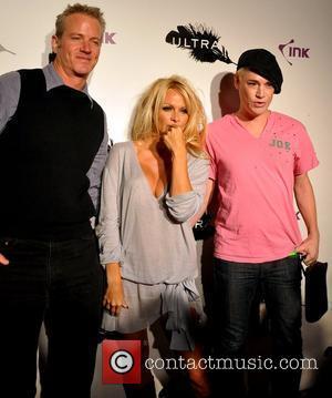 Dan Matthews and Pamela Anderson