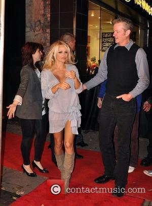 Pamela Anderson and Dan Matthews