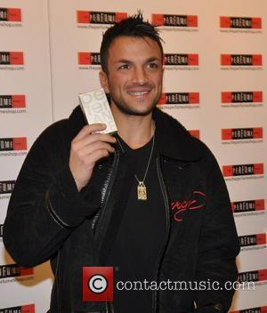Peter Andre  launches his latest fragrance 'Unconditional' at The Perfume Shop in Blanchardstown Shopping Centre  Dublin, Ireland -...