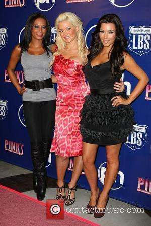 Mel B, Holly Madison and Las Vegas