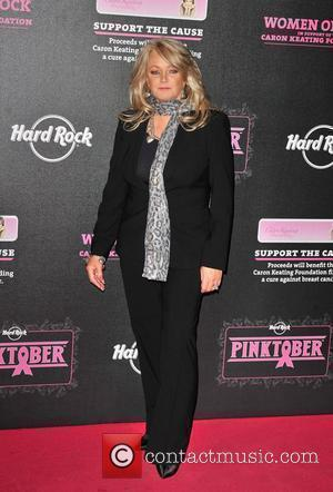 Bonnie Tyler Slims Down Using Drastic Diet Plan