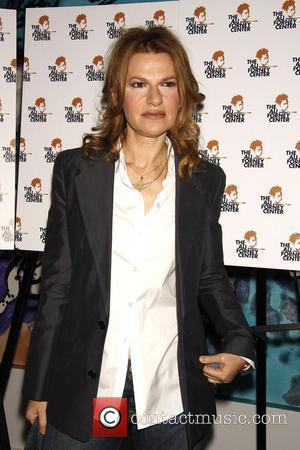 Sandra Bernhard attending 'A Place At The Table', which is the 2nd annual event to benefit the Ali Forney Center...