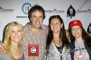 Alison Sweeney, Kevin Nealon, Camryn Manheim and Joely Fisher