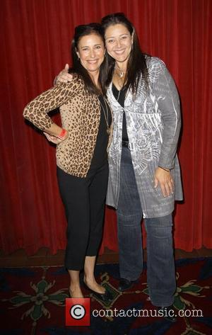 Mimi Rogers, Camryn Manheim The Children's Institute hosts 'Poker For A Cause' celebrity poker tournament at the Commerce Casino Commerce,...