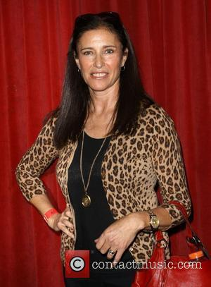 Mimi Rogers The Children's Institute hosts 'Poker For A Cause' celebrity poker tournament at the Commerce Casino Commerce, California -...