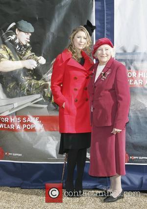 Hayley Westenra and Dame Vera Lynn