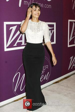 Shannyn Sossamon Variety's 1st Annual 'Power of Women' Luncheon held at the Beverly Wilshire Hotel Los Angeles, California - 24.09.09