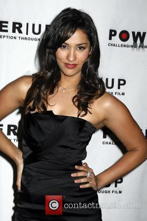 Janina Gavankar 2009 Power Up Annual Premiere Awards held at the Social Hollywood Hollywood, California - 01.11.09