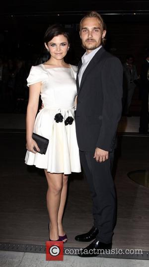 Ginnifer Goodwin and Joey Kern Prada book launch cocktail party held at the Prada store Beverly Hills Los Angeles, California...