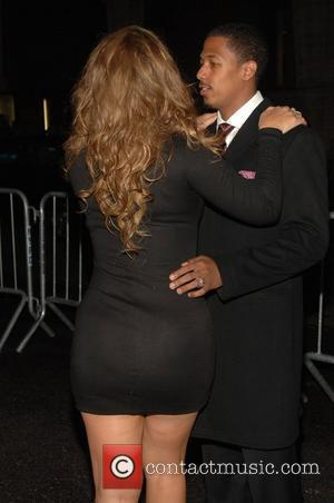 Nick Cannon and Mariah Carey