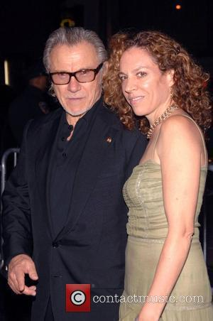 Harvey Keitel and wife Daphna Kastner The New York premiere of 'Precious' at the Alice Tully Hall New York City,...