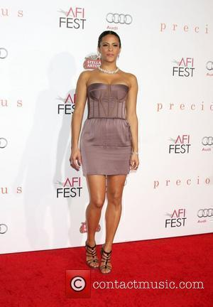 Paula Patton  2009 AFI Fest 'Precious' Hollywood premiere held at the Grauman's Chinese Theatre - Arrivals Los Angeles, California...