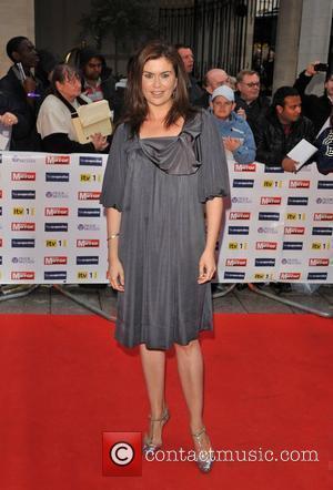 Amanda Lamb Pride of Britain Awards 2009 held at Grosvenor House hotel London, England - 05.10.09