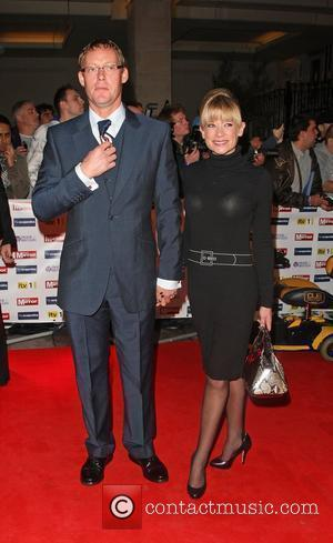 Hannah Waterman with her husband Ricky Groves  Pride of Britain Awards 2009 held at Grosvenor House hotel London, England...