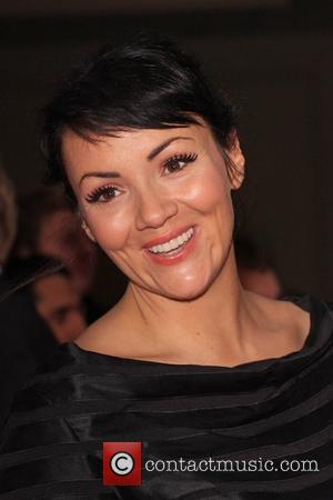 Martine McCutcheon Pride of Britain Awards 2009 held at Grosvenor House hotel London, England - 05.10.09