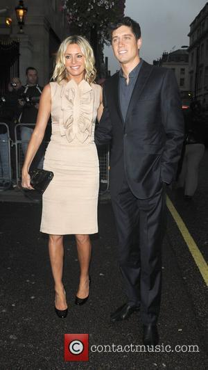 Vernon Kay and Tess Daly