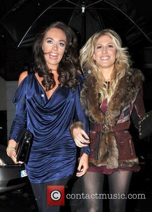 Tamara Ecclestone and Hofit Golan