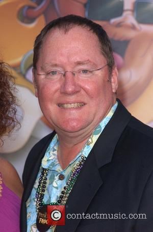 John Lasseter 'The Princess And The Frog' premiere at Walt Disney Studios - Arrivals Burbank, Caifornia - 15.10.09