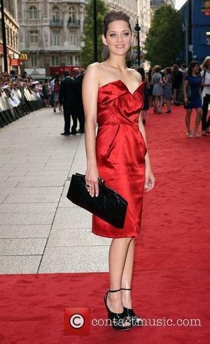 Marion Cotillard and Empire Leicester Square