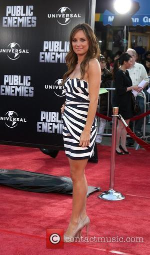 Catt Sadler 2009 Los Angeles Film Festival - 'Public Enemies' Premiere held at Mann Village Theatre - Arrivals Los Angeles,...