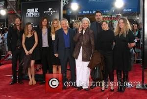 Michael Mann & Family 2009 Los Angeles Film Festival - 'Public Enemies' Premiere held at Mann Village Theatre - Arrivals...