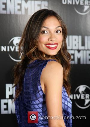 Rosario Dawson and Los Angeles Film Festival