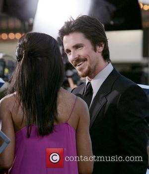 Christian Bale and Los Angeles Film Festival