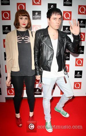 Kate Nash and Ryan Jarman The Q awards 2009 - arrivals London, England - 26.10.09