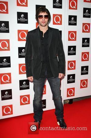 James Blunt The Q Awards 2009 - arrivals London, England - 26.10.09