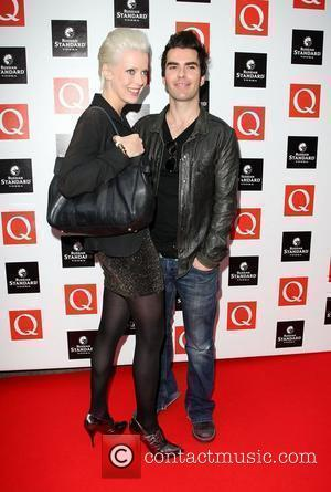 Kelly Jones of the Stereophonics with his girlfriend The Q Awards 2009 - arrivals London, England - 26.10.09