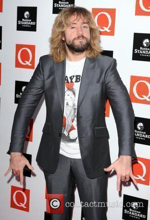 Justin Lee Collins at The Q Awards held at Grosvenor House - Arrivals London, England - 26.10.09