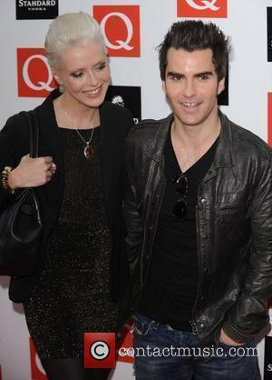 Kelly Jones from Stereophonics  at The Q Awards held at Grosvenor House - Arrivals London, England - 26.10.09