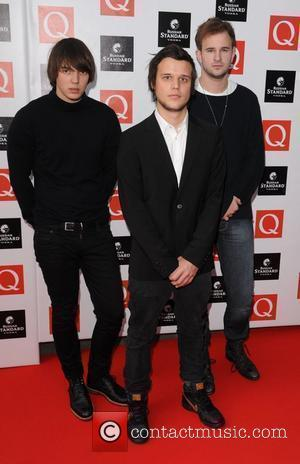 The Q Awards, Grosvenor House, White Lies