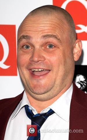 Al Murray The Q Awards 2009 - arrivals London, England - 26.10.09