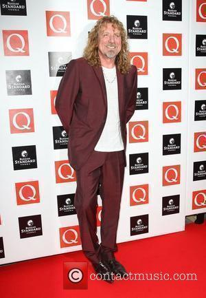 Robert Plant The Q Awards 2009 - Arrivals London, England - 26.10.09