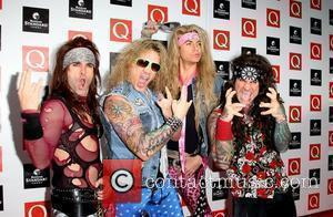 Steel Panther The Q Awards 2009 - Arrivals London, England - 26.10.09