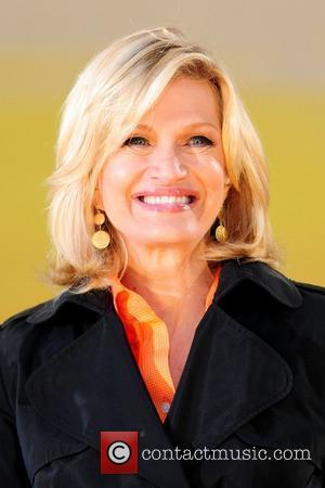 Diane Sawyer and Central Park