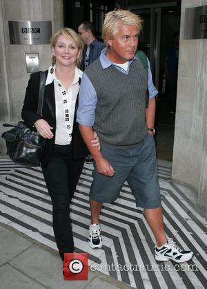 Cheryl Baker and Mike Nolan