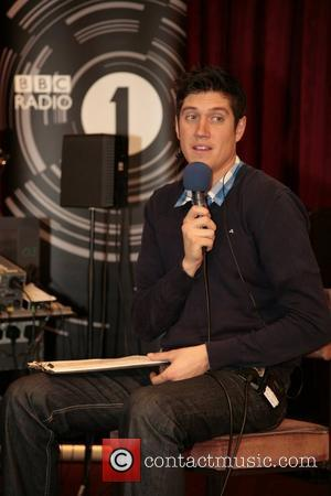 Vernon Kay BBC Radio One live broadcast from the Phoenix Club Bolton, England - 10.10.09