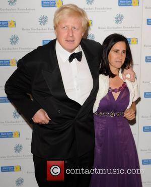 Boris Johnson and  Raisa Gorbachev Foundation Party held at Hampton Court Palace. London, England - 06.06.09