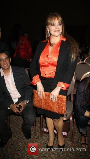 Jenni Rivera Las Vegas Walk Of Stars Honors Raul De Moliina & Lili Estefan With 38th And 39th Star...