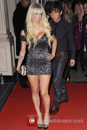 Sophie Reade  Reveal Magazine celebrates its 5th issue with a party at Movida Nightclub London, England - 20.10.09