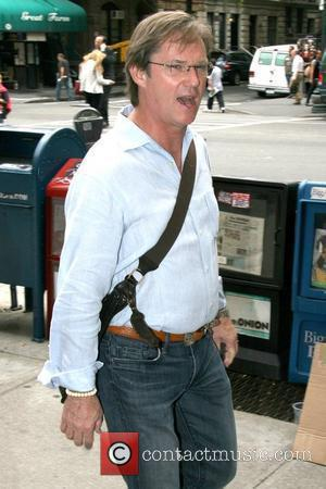 Richard Thomas 'The Waltons' star out and about with his daughter in Manhattan New York City, USA - 08.09.09
