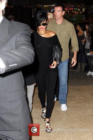 Rihanna and Her Family