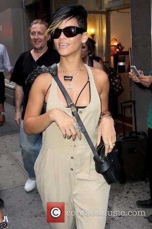 Manhattan Hotel, Rihanna