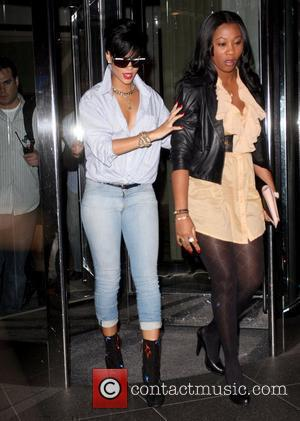 Rihanna and Manhattan Hotel