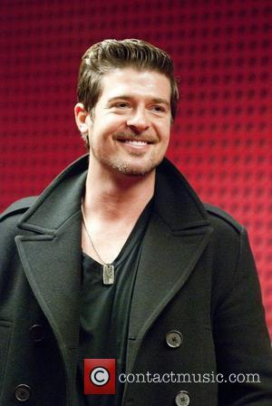 Robin Thicke and Chicago