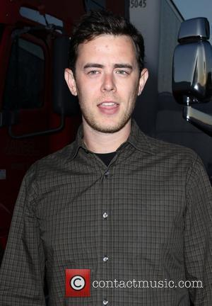 Colin Hanks Adult Swim Presents: 'Robot Chicken's Skate Party Bus Tour' held at Skateland Los Angeles, California - 01.08.09